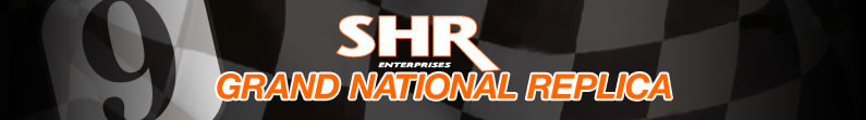 SRH Enterprises Grand National Replica